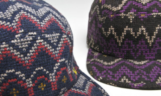 Acapulco Gold Digital Fair Isle Camp Caps Fall 2012