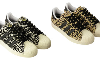 adidas Originals Superstar 'Animal Patterns' Pack