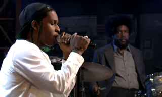 "Video: A$AP Rocky Performs ""Goldie"" on Late Night with Jimmy Fallon"