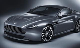 Video: Aston Martin Vantage on BBC's Top Gear