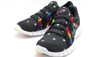 atmos x Nike Free Powerlines+ 'Rainbow'