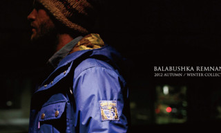 Balabushka Remnants Fall/Winter 2012 Collection