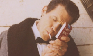 Band Of Outsiders Fall 2012 Lookbook starring Josh Brolin
