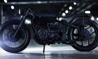 Nero Motorcycle by Bandit9