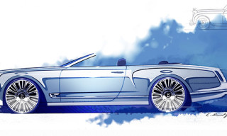Bentley Mulsanne Convertible Concept Car