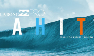 Video: The 2012 Billabong Pro Tahiti Official Teaser