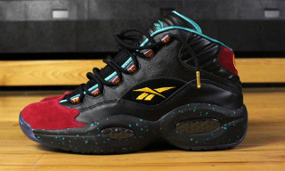 Burn Rubber x Reebok Question 'Apollos Young'