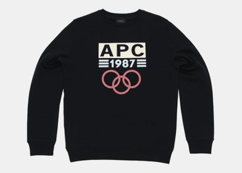Highsnobiety Buyer's Guide: 5 Great New Crewneck Sweaters - APC