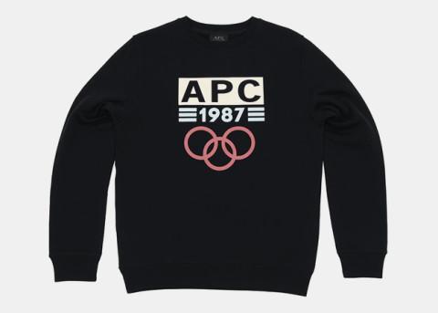 Highsnobiety Buyer's Guide: 5 Great New Crewneck Sweaters - APC