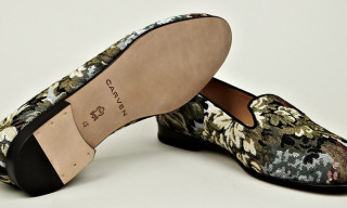 Carven Tapestry Loafer