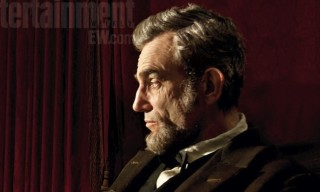 Daniel Day-Lewis as Abraham Lincoln in 'Lincoln'