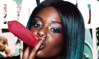 The Azealia Banks Dazed & Confused Magazine Cover That Was Banned In 7 Countries