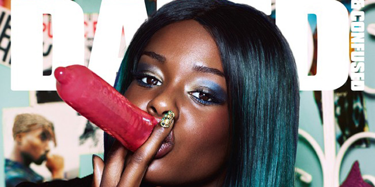 The Azealia Banks Dazed Amp Confused Magazine Cover That Was Banned In 7 Countries Highsnobiety