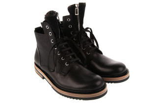 dior homme work boot fall winter 2012 highsnobiety. Black Bedroom Furniture Sets. Home Design Ideas