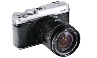 Fujifilm X-E1 Mirrorless Camera – A First Look