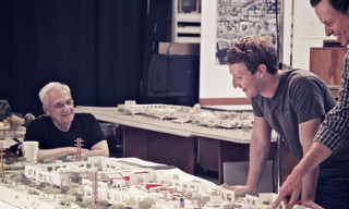 New Facebook Headquarters by Architect Frank Gehry