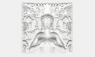 Kanye West Unveils G.O.O.D. Music 'Cruel Summer' Release Date & Artwork