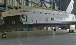 Video: Explore Kennedy Space Center with Google Street View