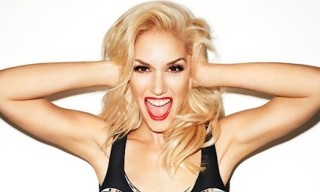 Gwen Stefani by Terry Richardson for Harper's Bazaar