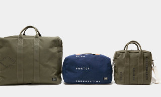 Head Porter Military Canvas Luggage Series
