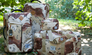 Herschel Supply Co. Desert Camo Capsule Collection