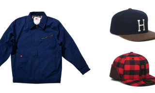 HUF Fall 2012 Collection Delivery 2