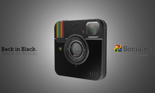 Instagram Socialmatic Camera – Back in Black