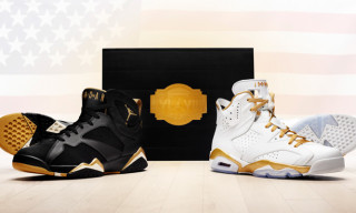 Jordan Brand 'Golden Moments' Pack – Air Jordan 6 Retro & Air Jordan 7 Retro