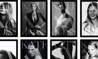 KATE: The Kate Moss Book by Rizzoli – 8 Covers