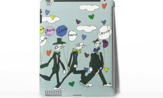 Lanvin Releases Exclusive iPad & iPhone Cases for Fashion Night Out 2012