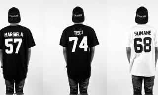 Les Plus Dorés Team Margiela, Team Tisci & Team Slimane T-Shirts