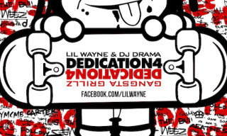 Lil Wayne Lets Fan Design <em>Dedication 4</em> Mixtape Cover
