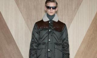 Louis Vuitton Fall/Winter 2012 Menswear Lookbook