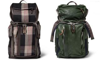 Marni Mountain Backpack Fall/Winter 2012