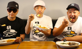 mastermind JAPAN Teams Up with NIGO's CURRY UP Restaurant