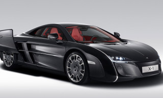 McLaren Special Operations X-1 Concept