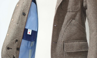 nanamica Herringbone Gore-Tex Field Jacket Fall/Winter 2012