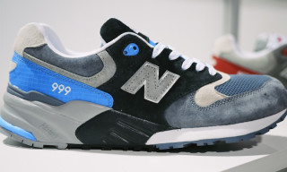 New Balance 999 Spring/Summer 2013 Preview
