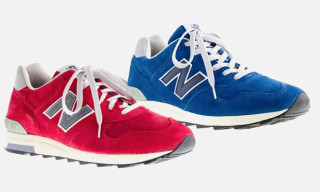 New Balance for J.Crew 1400 – Three New Colors