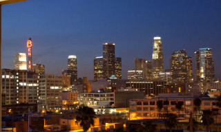 Video: Nightfall – Beautiful Time Lapse Short Film of Los Angeles by Colin Rich