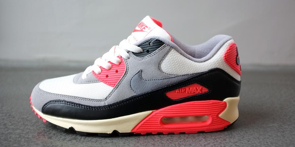 Nike Air Max 90 Effets Dépoque