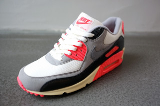 86d0a69e0d5 Nike Air Max 90 PRM Vintage Infrared Sneaker Spring 2013 - Highsnobiety