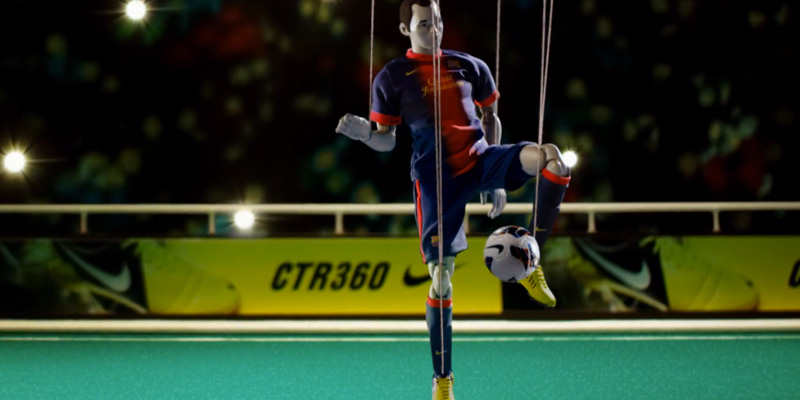 Check out Apple's soccer-themed 'Shot on iPhone' commercial