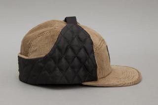 Oipolloi X Norse Projects Corduroy Ear Flap Cap Highsnobiety