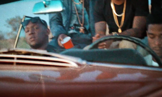 Music Video: Hit-Boy ft. KiD CuDi – Old School Caddy