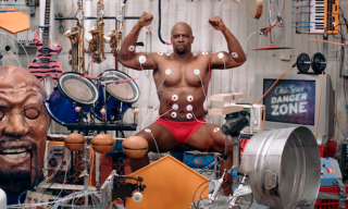Video: The Latest Old Spice Ad Allows You to Become a Muscle Music Composer