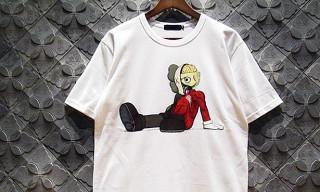 Original Fake KAWS Companion 'Resting Place' T-Shirts & Hoodie