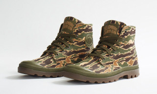 Palladium Boots x Billionaire Boys Club Fall/Winter 2012 Capsule Collection
