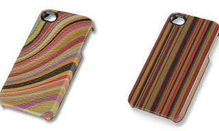 Paul Smith iPhone 4/4S Leather Cases