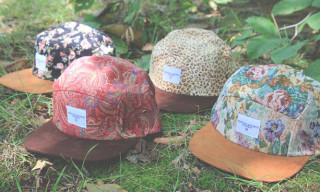 Profound Aesthetic 'Beauty In The Wild' 5 Panel Hat Collection